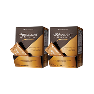 Picture of Plus One Promo - 2 Boxes Triple Delight Peanut Butter Truffles (20ct)