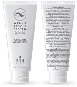 Picture of One Minute Miracle Mask: 30 ml tube